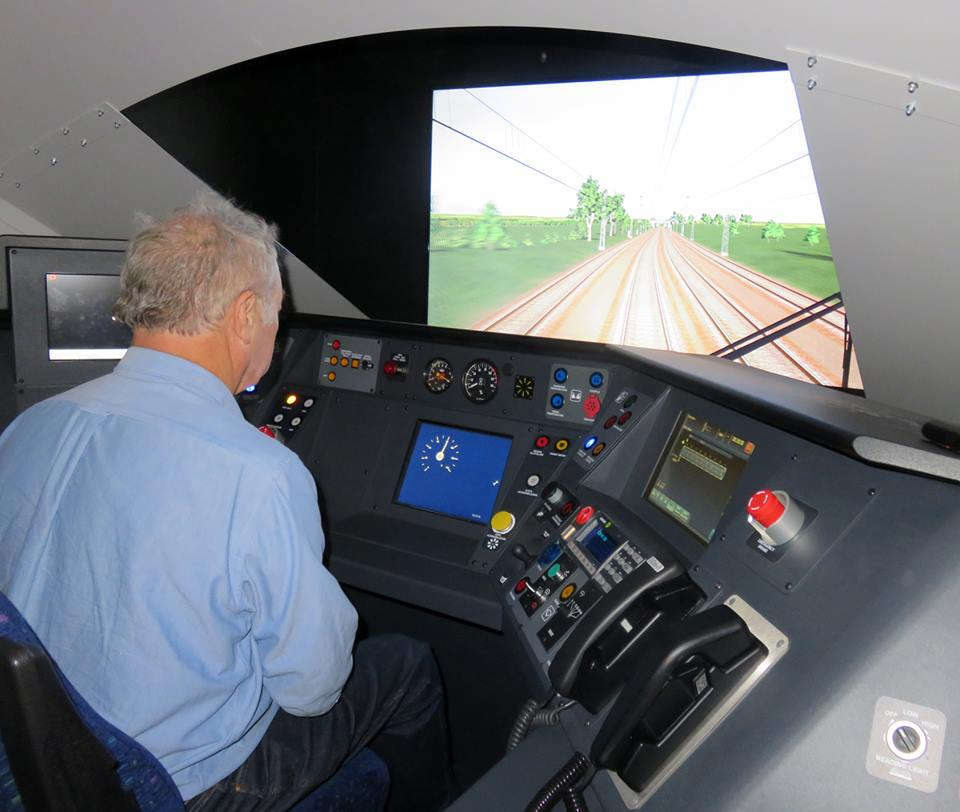Azuma Driving Simulator Visit Friends Of Heaton Chapel